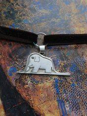 Choker Elefante Boa (Principito) (1)
