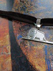 Choker Elefante Boa (Principito) (3)