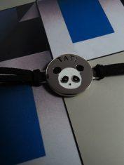 Pulsera Panda con Nombre (5)